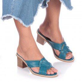sandalia cartucho azul 2