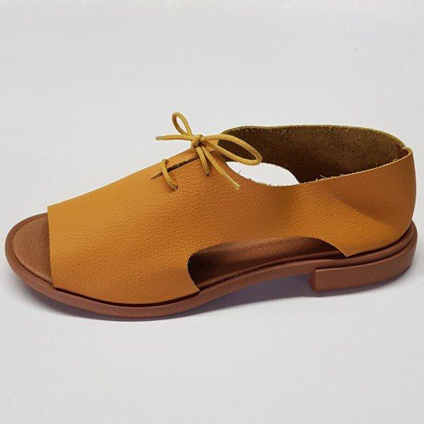 sapatilha cadarco mostarda 2