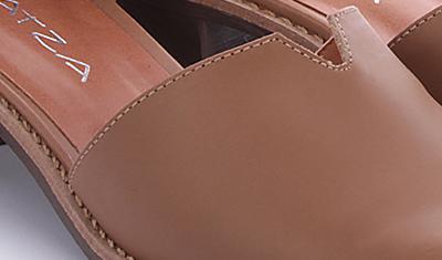 sapato texturizado bege 5