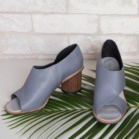 sandalia recortes cinza 3