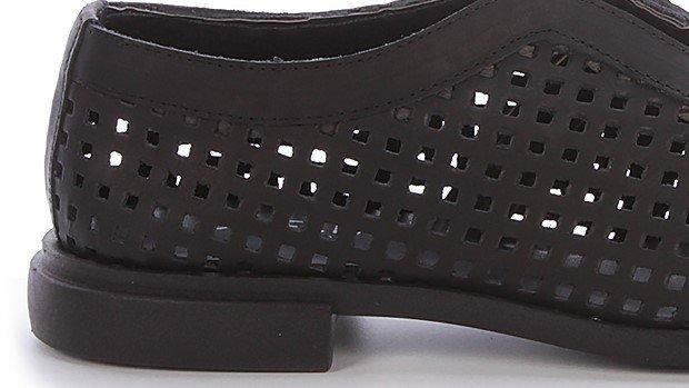 sapatilha quadriculada preto 3