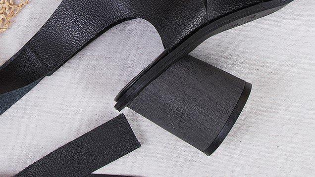 sandalia amarracao preto 1