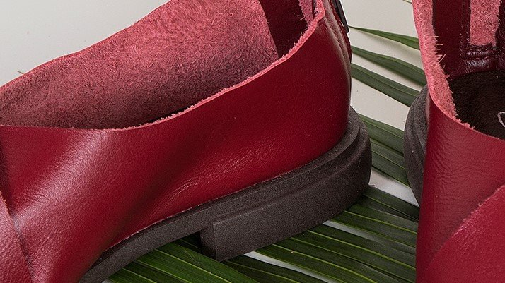 sapatilha confort x burgundy 1