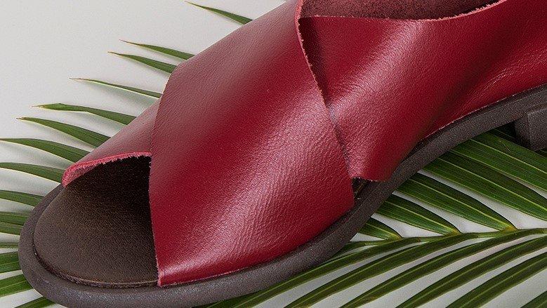 sapatilha confort x burgundy 2