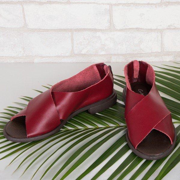 sapatilha confort x burgundy