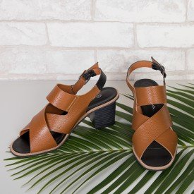sandalia lari caramelo 4