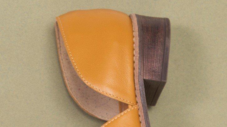 sapato fenda mostarda 1
