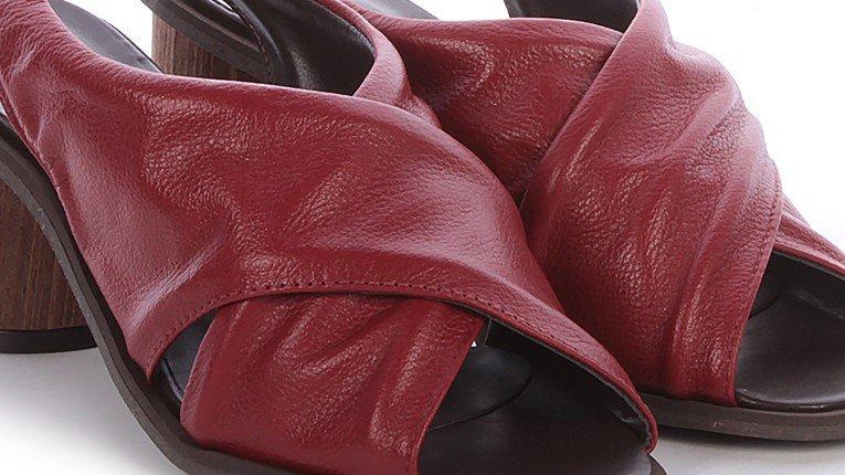 sandalia elisa burgundy 3