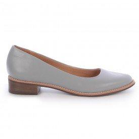 Sapato Casual Cinza