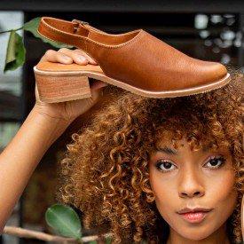 Sapato Lyssa Caramelo 4