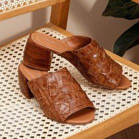 sandalia entrelacada caramelo 3
