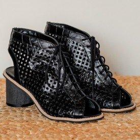 sandalia fer preto 1