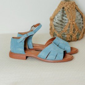 rasteira maisa azul
