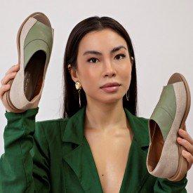 sapatilha naomi verde
